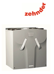 The Zehnder CA550 is a passive haus accredited MVHR heat recovery system and is ideal for larger houses providing efficient levels of airflow with outstanding heat recovery efficiency