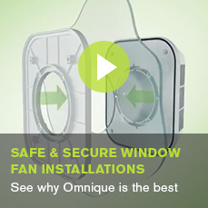 Omnique window kit