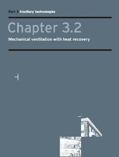 Heat Recovery Guidance MVHR