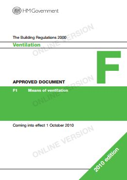 Part F Building Regulations
